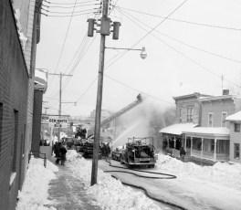 Hudson Fire 506 Columbia Street Jan. 1968 (1)