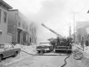 Hudson Fire 506 Columbia Street Jan. 1968 (2)