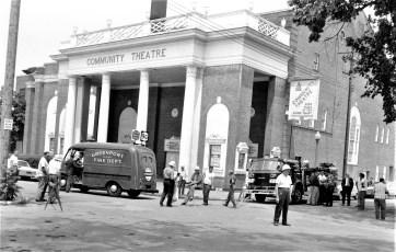 Hudson Fire 610 Columbia Street July 1965