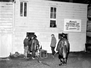 Hudson Fire Marsh's Warehouse Oct. 1964 (1)