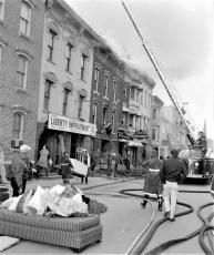 Hudson Fire Warren St. Good Friday Apr. 1965 (4)