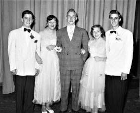 GCS Jr. Prom 1954 (1)