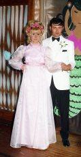 GCS Jr. Prom 1970 John Margan & Linda Kukon
