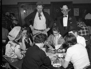 GCS Faculty Hosted Las Vegas Night 1959 (2)