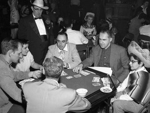 GCS Faculty Hosted Las Vegas Night 1959 (3)