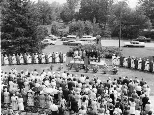 GCS Graduation 1950's