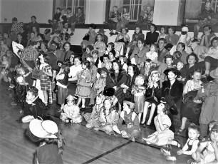 GCS Halloween Party 1952 (1)