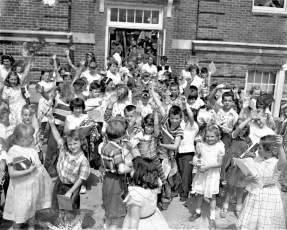 GCS School's Out For Summer June 1956 (2)