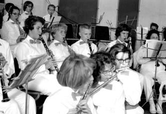 GCS Band Columbia County Day at NY World's Fair 1964 (2)