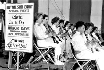 GCS Band Columbia County Day at NY World's Fair 1964