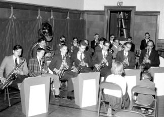 GCS Band Pics 1964 (2)