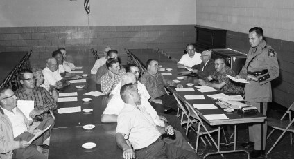 GCS Bus Driver Safety Training by Trooper Ed Balli 1963