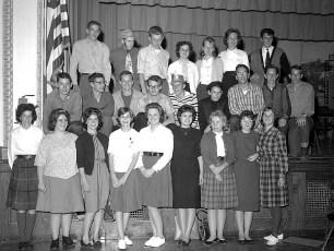 GCS Halloween 1962