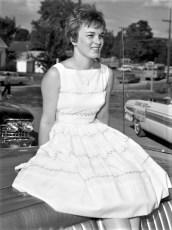 G'town School Queen Ms. Diane Broast 1962