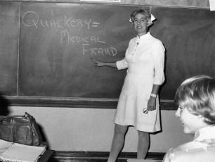 Ruth Lasher School Nurse