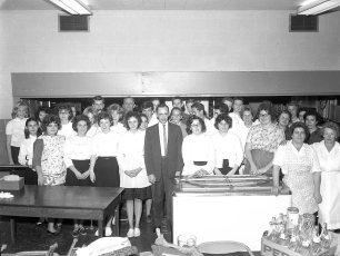 Senior Class Fund Raiser 1966