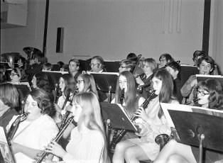 GCS Band Concert 1972 (2)