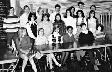 GCS Student Exchange 1970