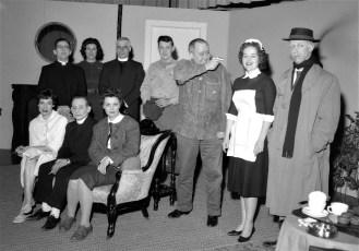 GCS Drama Worshop players 1964