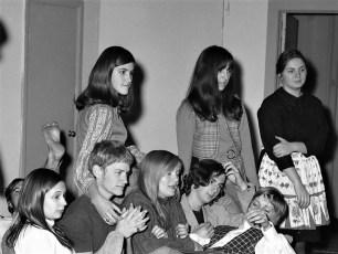 GCS Sr. Play actors 1970
