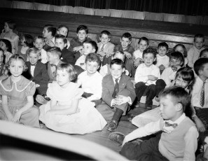 GCS Xmas Concert 1956 (3)
