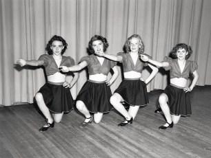 Ruth Miller Dance Recital at GCS 1949 (7)