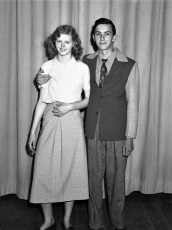 Ruth Miller Dancers at GCS 1950 (7)