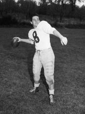 GCS 1955 Football Gary Carter