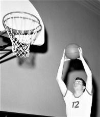 GCS 1965 B-Ball George Margan