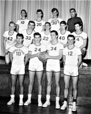 GCS 1965 Varsity B-Ball