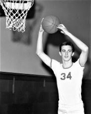 GCS 1965 Varsity B-Ball Bradley Myers