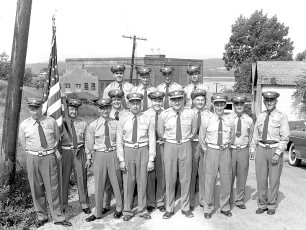 G'town Hose Co. No. 1 1956