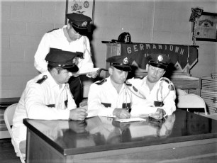 G'town Hose Co. planning for Col. Cty. Fireman's Conv. 1967 (2)