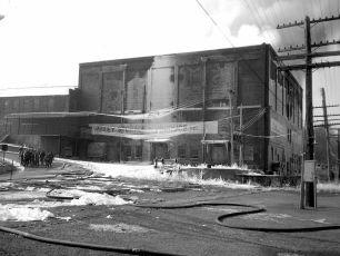 Valley Storage fire G'town March 1966 (2)
