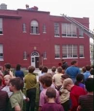 Fire Prevention Week Greenport School 1971 (1)