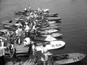 Anchorage Boat Races 1947
