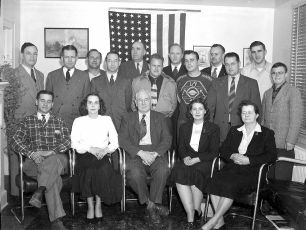 Anchorage Directors 1948 AJ and Donald Bohnsack