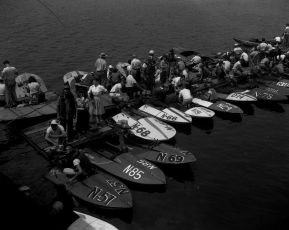Ancorage Boat Races 1947