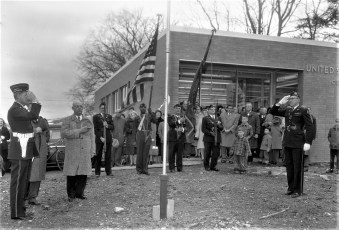 Copake Post Office Dedication Mar. 1961 (2)
