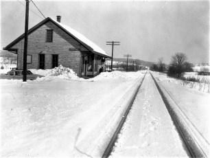 Craryville Train Station 1961 (1)