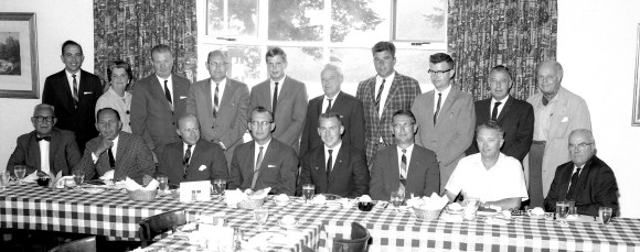 National Commercial Bank of Copake Trustees & Officers 1966 (1)