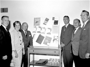 National Commercial Bank of Copake Trustees & Officers 1966 (2)