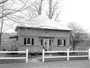 Old School House Copake 1966