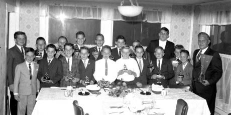 Roe Jan Little League Banquet 1964