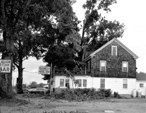 Rooney's storm damage Route 23 Craryville July 1966 (1)