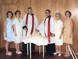 St. John's Lutheran Church 125th Anniversary Ancram 1972 (10)
