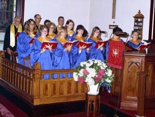 St. John's Lutheran Church 125th Anniversary Ancram 1972 (4)