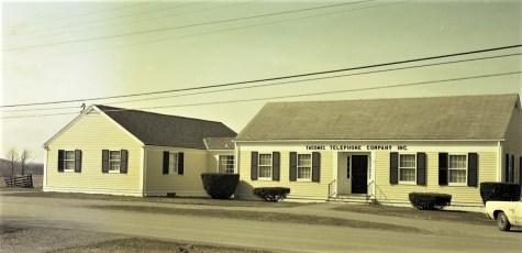 Taconic Telephone Co. Copake Office 1975