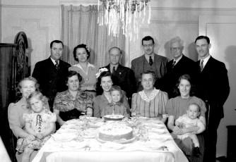 Bobby Gibson's 2nd Birthday 1943
