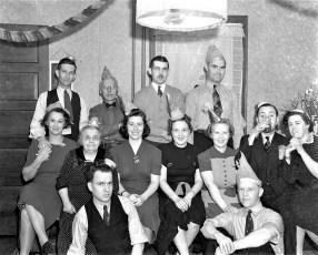 Godigkeit New Years Party Franklin St. Hempstead 1939 (1)